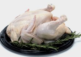 Triángulo de pollo